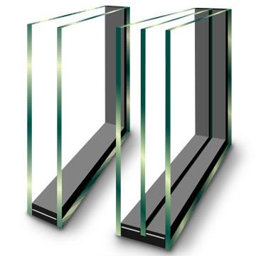 شیشه دوجداره چیست | انواع شیشه دوجداره