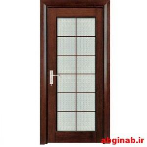 درب شوبی شیشه خور کد 1